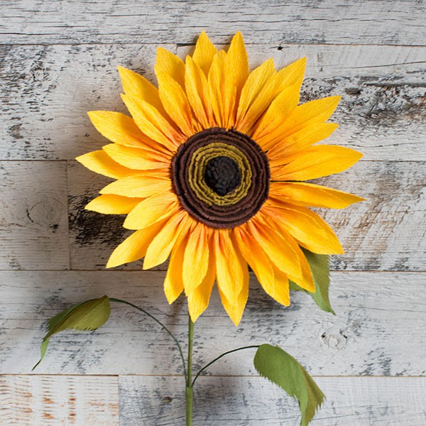 3 cách làm hoa cùng vải dạ đơn giản cực đẹp - Ảnh 12.