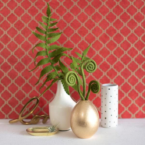 3 cách làm hoa cùng vải dạ đơn giản cực đẹp - Ảnh 3.