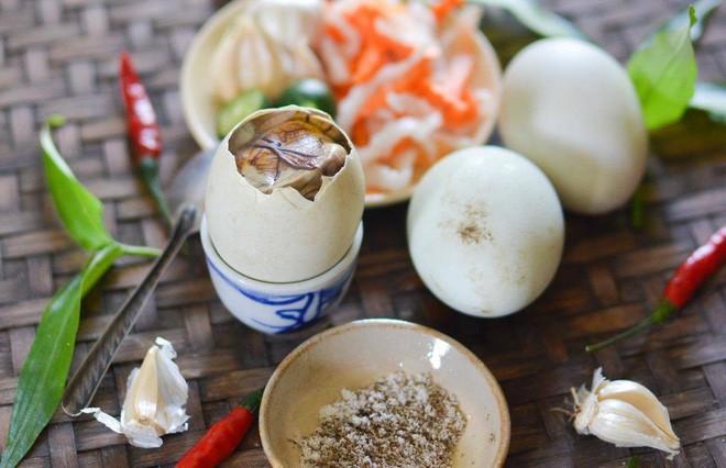 5 món trứng khiến người dân thế giới hoảng hồn, trong đó Việt Nam đã chiếm trọn 3 món - Ảnh 8.