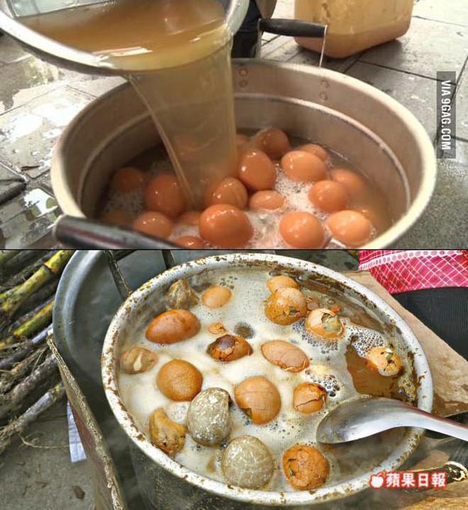 5 món trứng khiến người dân thế giới hoảng hồn, trong đó Việt Nam đã chiếm trọn 3 món - Ảnh 9.