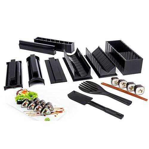 5 bộ dụng cụ giúp bạn tự làm sushi, ăn uống sang chảnh ngay tại nhà - Ảnh 3.