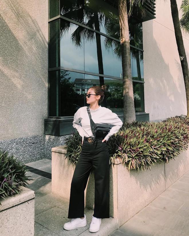 Sao và fashionista Việt bây giờ ai cũng phải đeo túi 2 kiểu này mới chịu! - Ảnh 18.