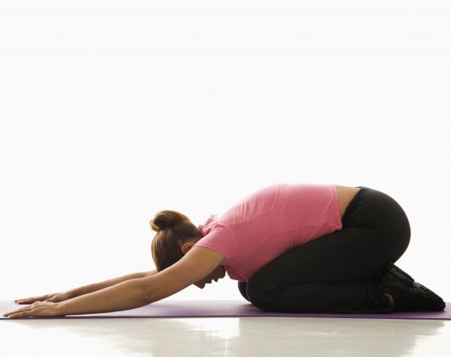 8 tư thế yoga giúp tăng khả năng sinh sản, chị em nào đang muốn có con đều nên tập thử - Ảnh 6.