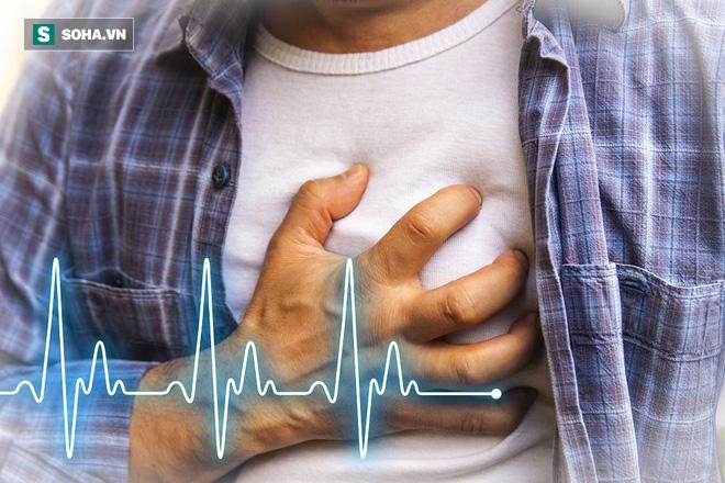 Chuyên gia tim mạch chỉ rõ 4 dấu hiệu rối loạn nhịp tim: Không chữa nhanh rất nguy hiểm - Ảnh 1.