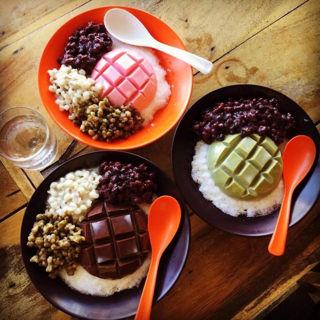 Món đậu hũ cực lung linh từ Thái Lan sẽ khiến nhiều người rụng tim ngay khi nhìn thấy - Ảnh 1.