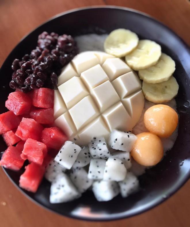 Món đậu hũ cực lung linh từ Thái Lan sẽ khiến nhiều người rụng tim ngay khi nhìn thấy - Ảnh 2.