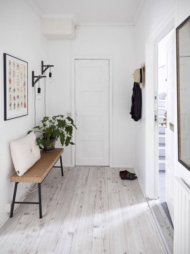 25 ý tưởng trang trí lối ra vào để không gian nhà ở của bạn thêm sống động, ấm áp - Ảnh 13.