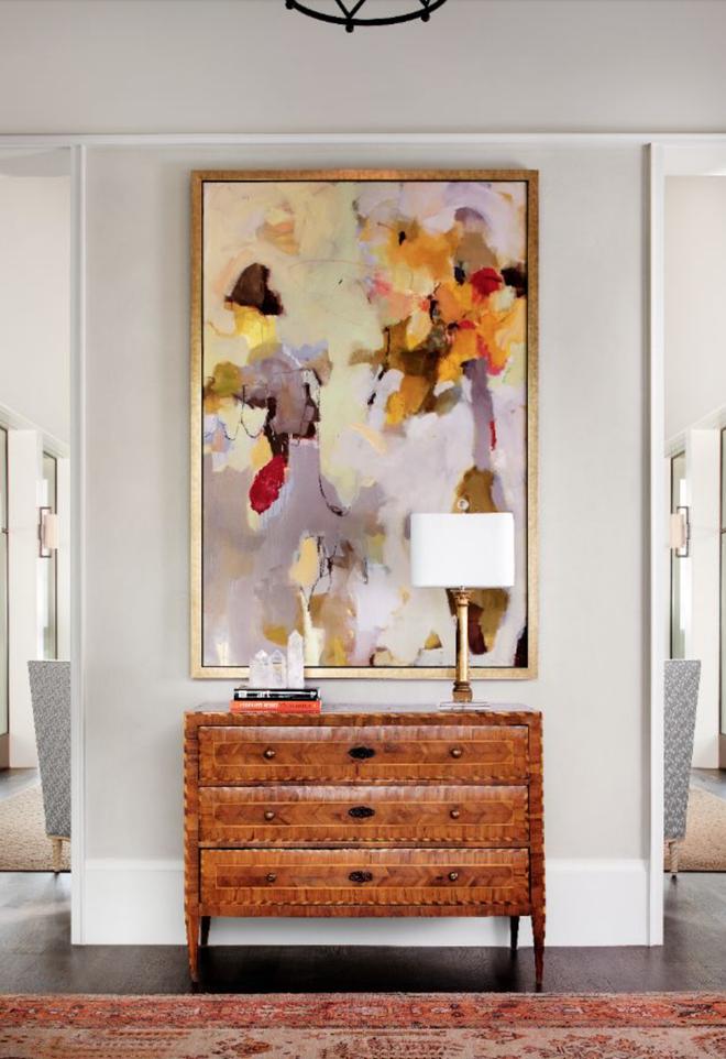 25 ý tưởng trang trí lối ra vào để không gian nhà ở của bạn thêm sống động, ấm áp - Ảnh 16.
