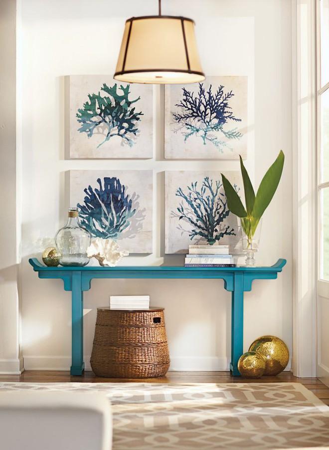25 ý tưởng trang trí lối ra vào để không gian nhà ở của bạn thêm sống động, ấm áp - Ảnh 20.