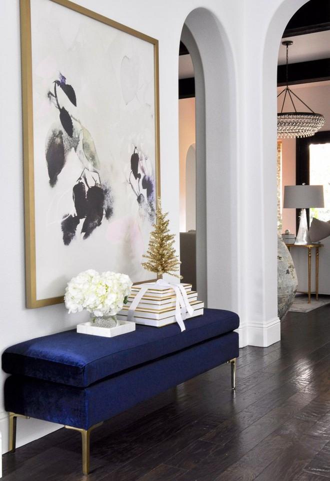 25 ý tưởng trang trí lối ra vào để không gian nhà ở của bạn thêm sống động, ấm áp - Ảnh 21.