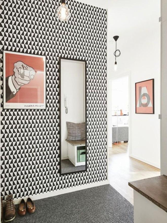 25 ý tưởng trang trí lối ra vào để không gian nhà ở của bạn thêm sống động, ấm áp - Ảnh 6.