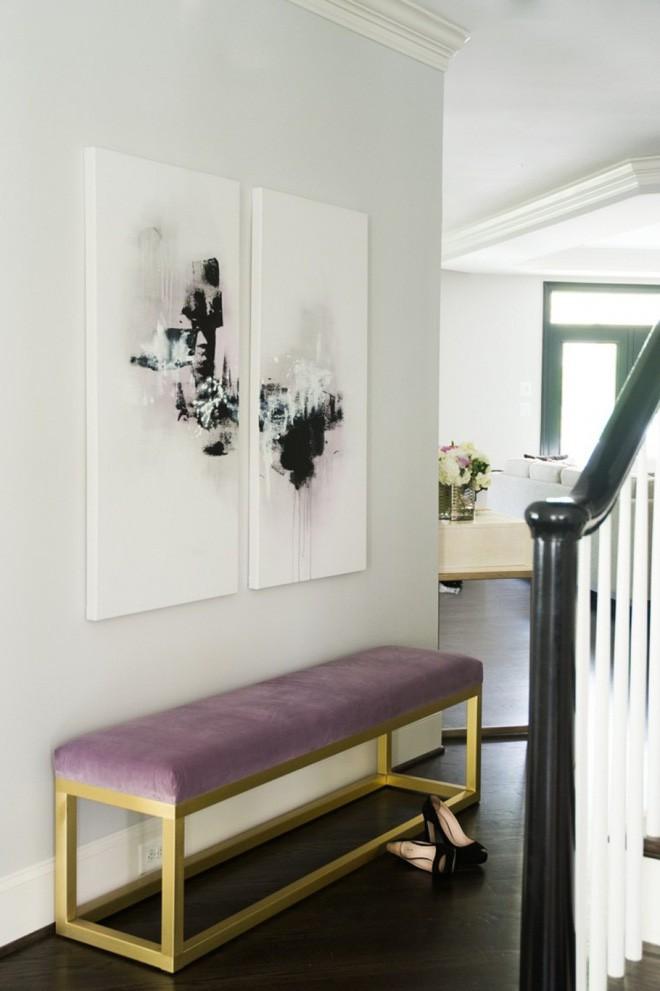 25 ý tưởng trang trí lối ra vào để không gian nhà ở của bạn thêm sống động, ấm áp - Ảnh 9.