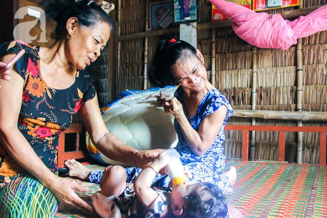 Tết mới của gia đình người mẹ điên ở Trà Vinh: Ấm áp và tràn ngập tiếng cười nhờ những tấm lòng - Ảnh 19.