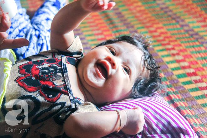 Tết mới của gia đình người mẹ điên ở Trà Vinh: Ấm áp và tràn ngập tiếng cười nhờ những tấm lòng - Ảnh 3.