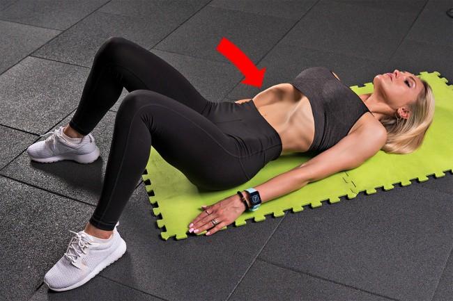 Chỉ cần bỏ ra 9 phút mỗi ngày là bạn sẽ có bụng phẳng, eo thon - Ảnh 5.