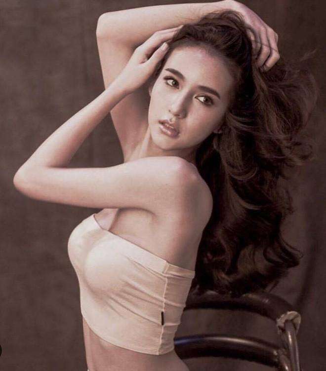 Vẻ nóng bỏng của người bạn thân nhất với Hương Giang tại Hoa hậu Chuyển giới Quốc tế - Ảnh 4.