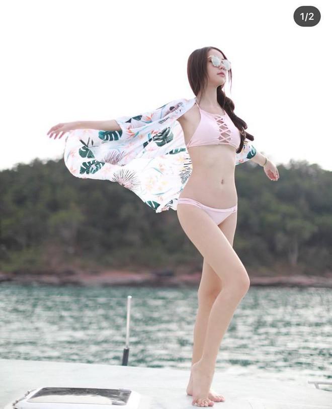 Vẻ nóng bỏng của người bạn thân nhất với Hương Giang tại Hoa hậu Chuyển giới Quốc tế - Ảnh 5.