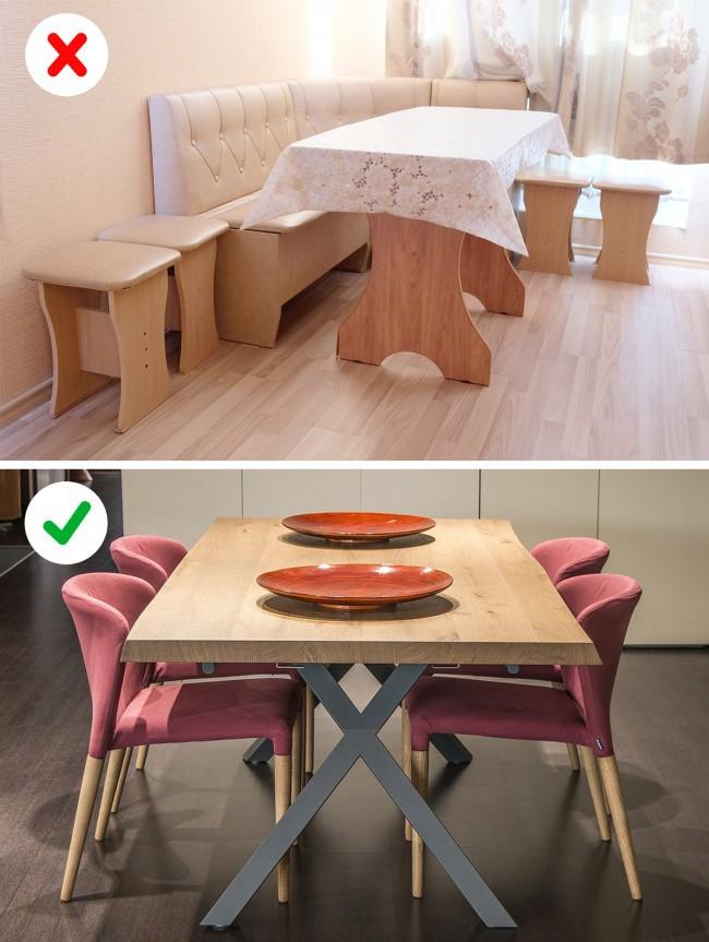 10 ý tưởng thiết kế căn hộ cao cấp đã trở nên lỗi thời, đừng dại áp dụng với ngôi nhà của bạn - Ảnh 10.