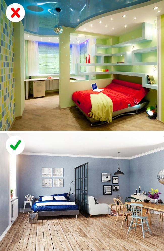 10 ý tưởng thiết kế căn hộ cao cấp đã trở nên lỗi thời, đừng dại áp dụng với ngôi nhà của bạn - Ảnh 2.