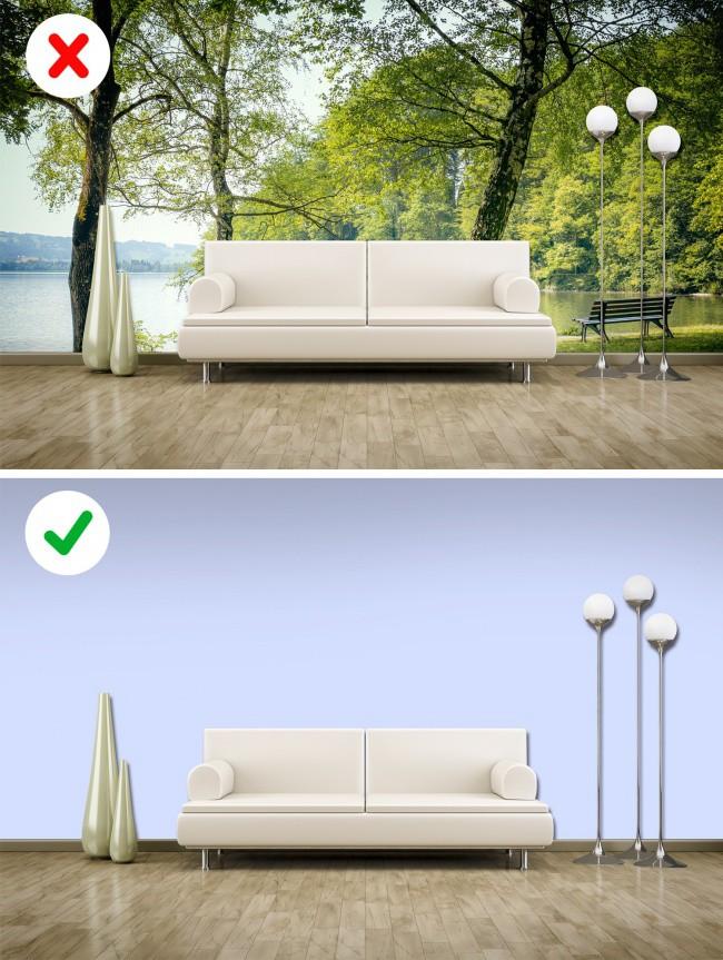 10 ý tưởng thiết kế căn hộ cao cấp đã trở nên lỗi thời, đừng dại áp dụng với ngôi nhà của bạn - Ảnh 4.
