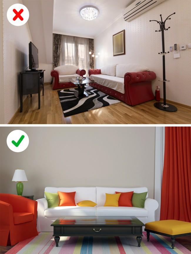 10 ý tưởng thiết kế căn hộ cao cấp đã trở nên lỗi thời, đừng dại áp dụng với ngôi nhà của bạn - Ảnh 6.