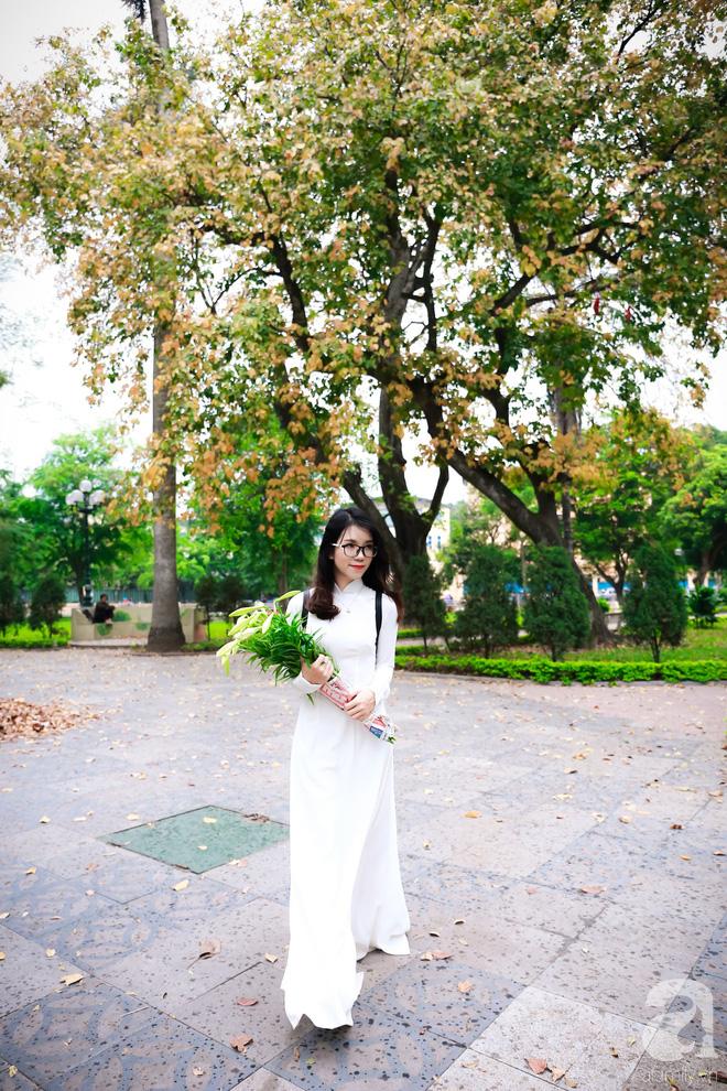Hoa loa kèn trắng tinh khôi đã về trên phố Hà Nội, chị em nhanh tay mua kẻo hết mùa - Ảnh 10.