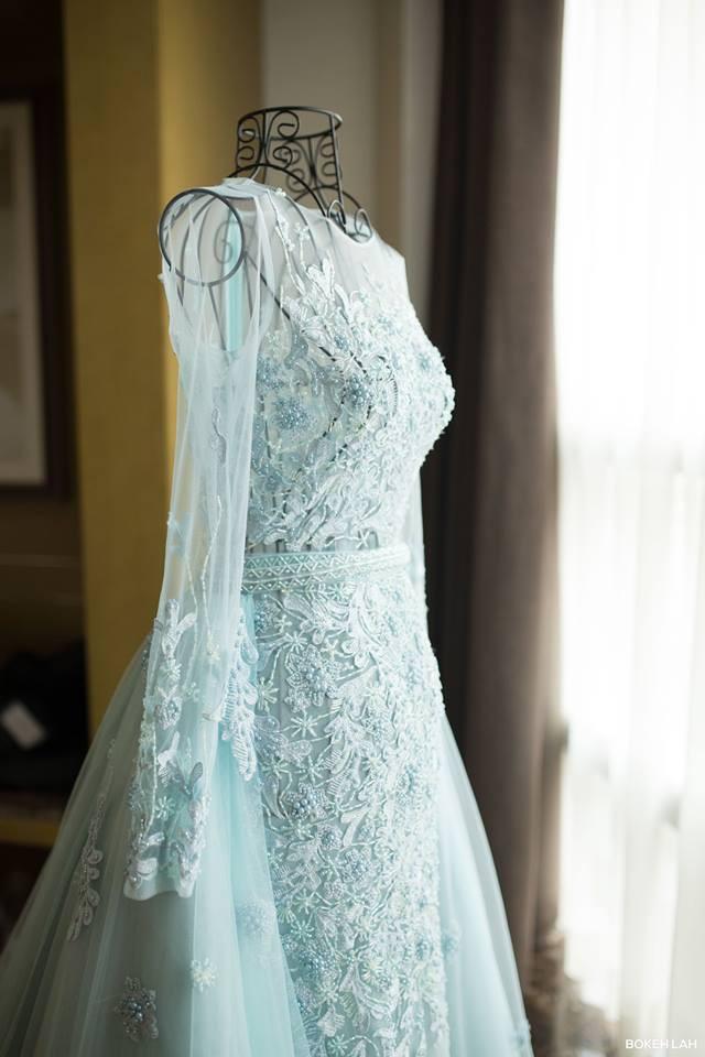 Cận cảnh đám cưới kỳ công xanh màu đại dương của Shark Hưng (Thương vụ bạc tỷ) và cô dâu Á hậu - Ảnh 36.