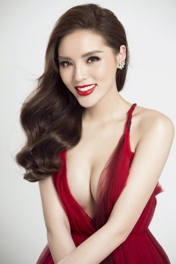 Đụng loạt váy đỏ gợi cảm, Kỳ Duyên đánh bại từ Quỳnh Anh Shyn tới Hương Giang nhờ vòng 1 đáng chú ý - Ảnh 10.