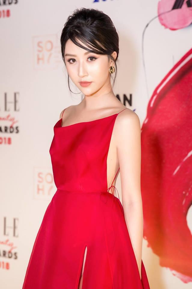 Đụng loạt váy đỏ gợi cảm, Kỳ Duyên đánh bại từ Quỳnh Anh Shyn tới Hương Giang nhờ vòng 1 đáng chú ý - Ảnh 3.