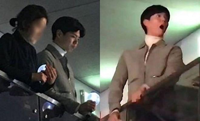Cặp đôi cực phẩm Yoona và Park Bo Gum: Tình cờ nhiều lần như định mệnh, tình ý bùng nổ còn hơn phim - Ảnh 31.