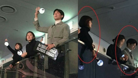 Cặp đôi cực phẩm Yoona và Park Bo Gum: Tình cờ nhiều lần như định mệnh, tình ý bùng nổ còn hơn phim - Ảnh 32.