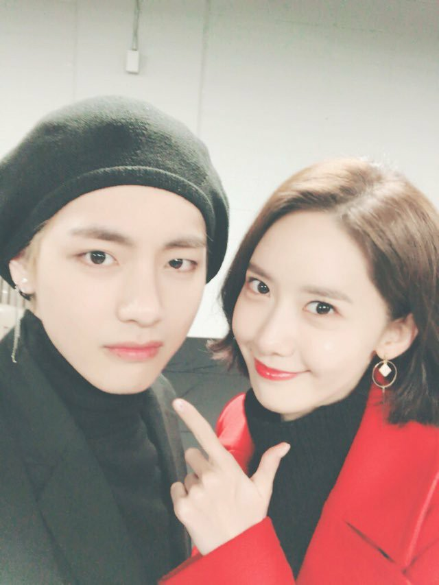 Cặp đôi cực phẩm Yoona và Park Bo Gum: Tình cờ nhiều lần như định mệnh, tình ý bùng nổ còn hơn phim - Ảnh 35.