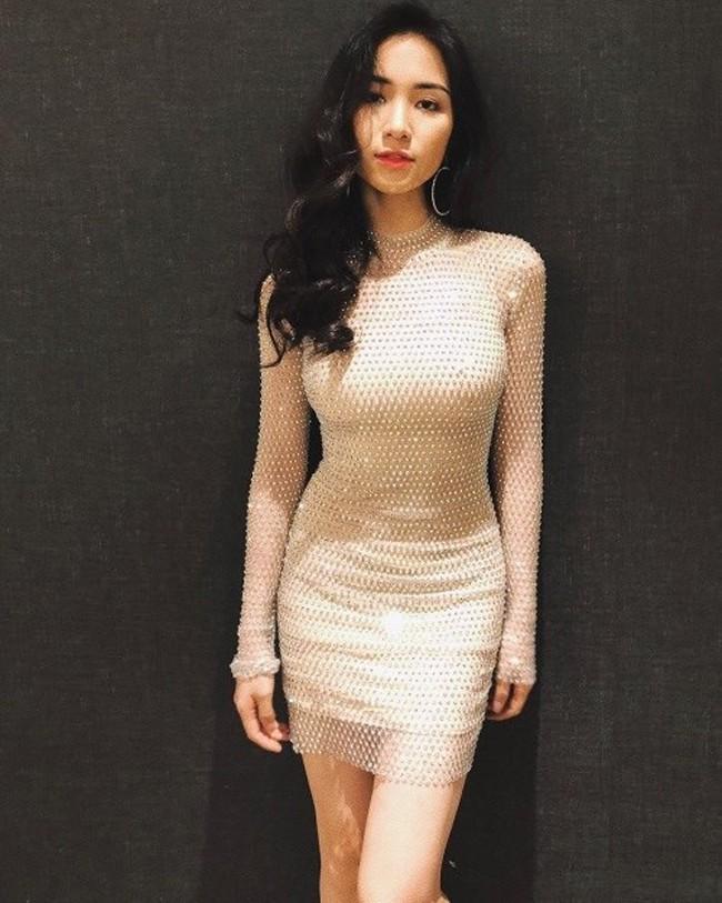 Chiếc đầm quốc dân là đây: Hương Giang mang đi thi, Hòa Minzy đặt may lại và giờ đến HHen Niê mặc - Ảnh 3.