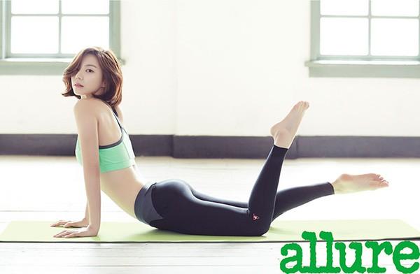 Vợ tài tử Bae Yong Joon tiết lộ bí quyết đẹp rạng ngời sau khi sinh - Ảnh 18.