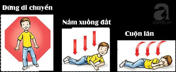10 kỹ năng thoát hiểm khi có hỏa hoạn bố mẹ cần dạy trẻ ngay từ bây giờ - Ảnh 3.