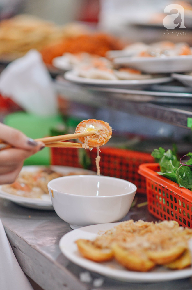 Thiên đường ăn vặt - chợ Cát Bi: Ăn hết sạch món ngon Hải Phòng chỉ với 100.000 đồng là chuyện vô cùng đơn giản! - Ảnh 8.