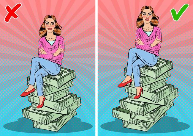 Làm giàu thì ai cũng muốn rồi nhưng trước hết bạn cần phải tránh ngay những điều này để chứng minh làm giàu không khó - Ảnh 11.
