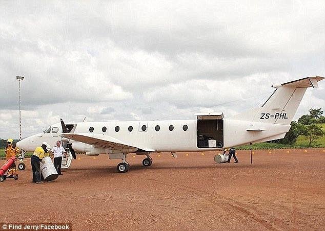 Phi công Mỹ mất tích bí ẩn ở Châu Phi, sau 4 năm được phát hiện đang ở nơi ít ai ngờ tới - Ảnh 2.