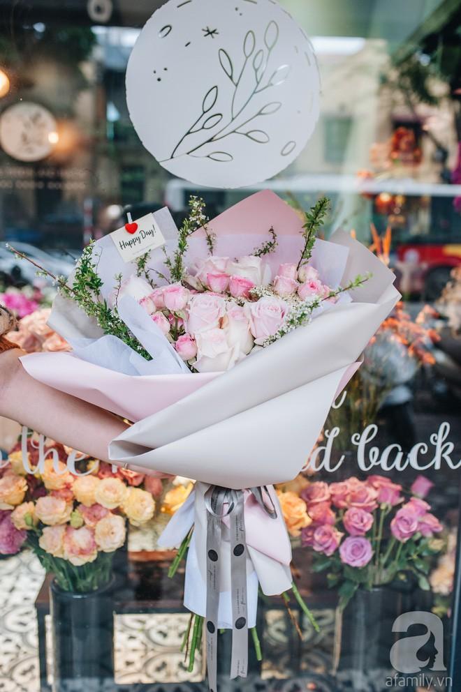 7 shop hoa tươi Hà Nội đắt xắt ra miếng, cực có gout cho dịp 8/3 - Ảnh 15.