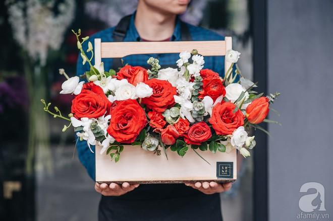 7 shop hoa tươi Hà Nội đắt xắt ra miếng, cực có gout cho dịp 8/3 - Ảnh 11.