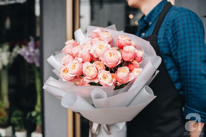 7 shop hoa tươi Hà Nội đắt xắt ra miếng, cực có gout cho dịp 8/3 - Ảnh 8.