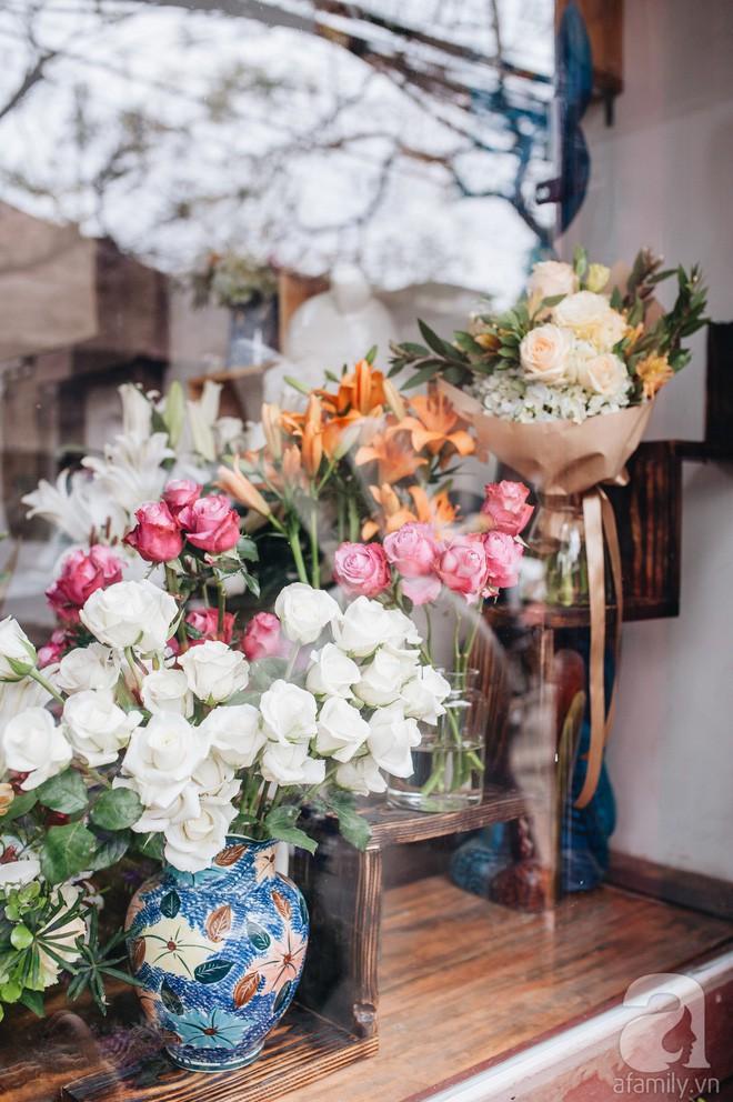 7 shop hoa tươi Hà Nội đắt xắt ra miếng, cực có gout cho dịp 8/3 - Ảnh 26.