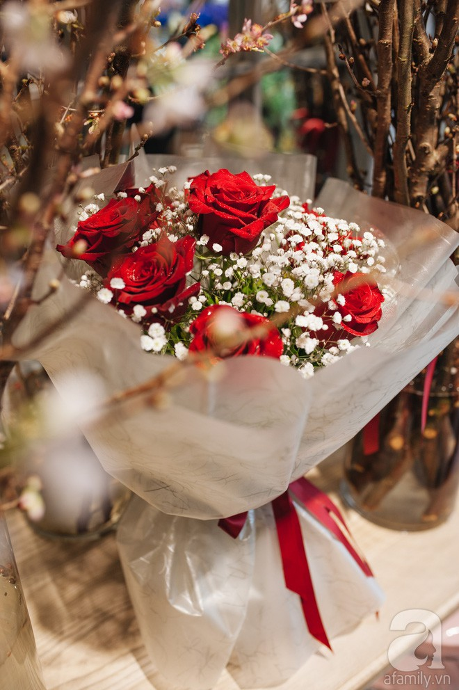 7 shop hoa tươi Hà Nội đắt xắt ra miếng, cực có gout cho dịp 8/3 - Ảnh 4.