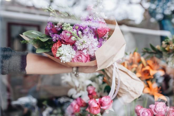 7 shop hoa tươi Hà Nội đắt xắt ra miếng, cực có gout cho dịp 8/3 - Ảnh 28.