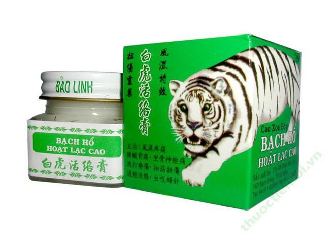Cùng tìm hiểu về dầu con hổ, phương thuốc thần kỳ được 1/3 dân số thế giới sử dụng - Ảnh 7.
