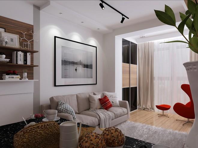 Ngắm hai căn hộ này để thấy: nhỏ nhưng có gu thì vẫn chất ngời ngời - Ảnh 2.