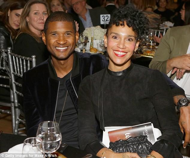 HLV The Voice Usher và vợ thông báo chia tay sau scandal mắc bệnh tình dục - Ảnh 1.