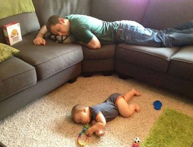 Nghiên cứu khoa học mới: Con sinh ra càng giống bố thì lớn lên càng khỏe mạnh - Ảnh 2.