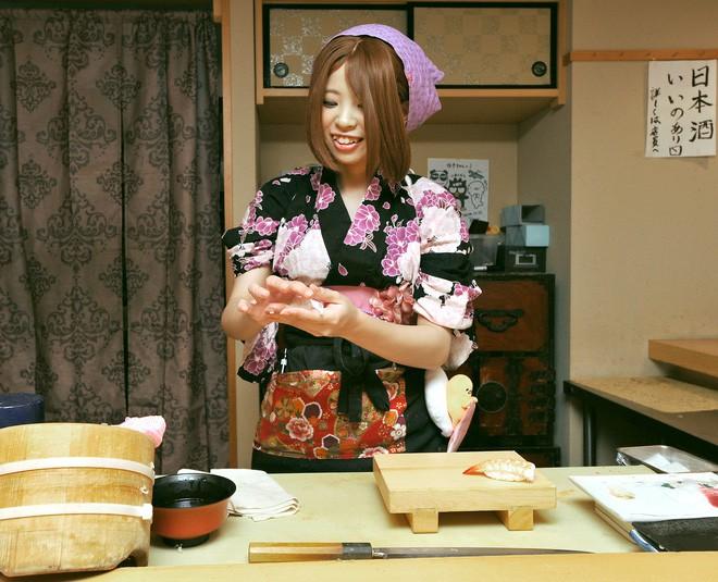 Cách khẳng định quyền bình đẳng nữ giới cực đặc biệt của một nhà hàng sushi ở Nhật và câu chuyện thú vị đằng sau - Ảnh 12.