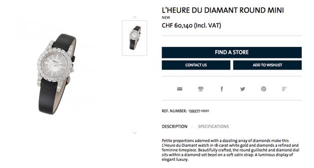 Huyền My đụng hàng chan chát với Hà Hồ khi đeo đồng hồ kim cương 1,5 tỷ - Ảnh 3.